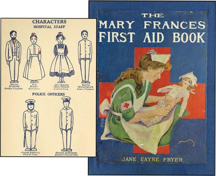 mary frances first aid