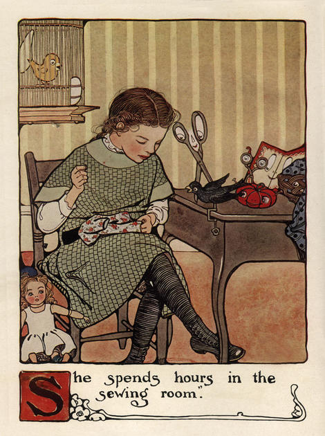 sewing bird 2