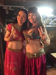 Keiko and me!