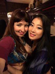 Me and Hebi Sensei