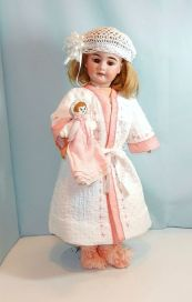 Source unknown except that this doll is named Marie Clara