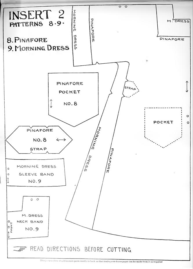 The Mary Frances dress